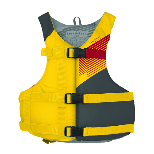Multisport Vest, Gold, Yellow, swatch
