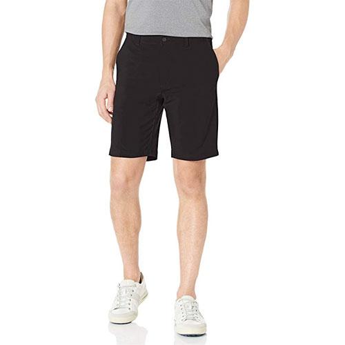 Men's Active Flex Regular-Fit Performance Golf Shorts, Black, swatch