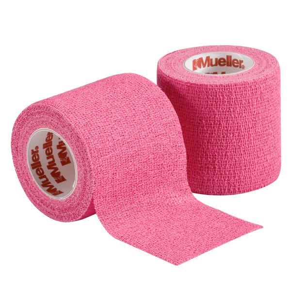 "2"" Sport Wrap, Pink, swatch"