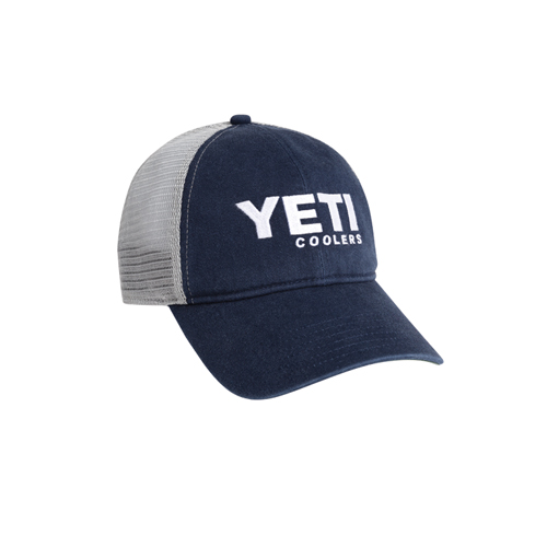 Traditional Trucker Hat, Navy, swatch