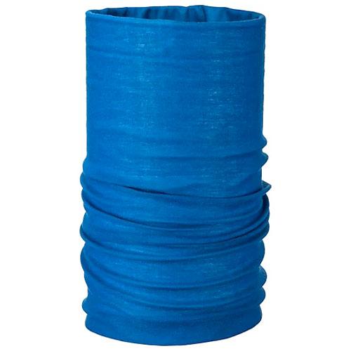 Single Layer Neck Tube, Blue, swatch