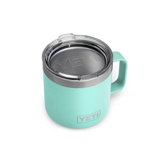 14 Oz. Color Mug, Blue, swatch