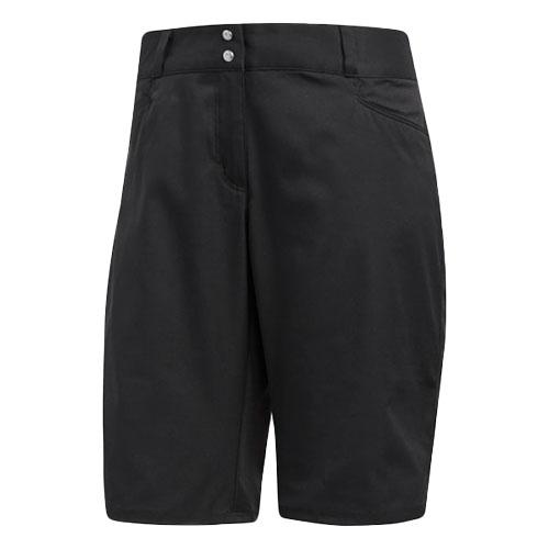 Women's Bermuda Essential Golf Shorts, Black, swatch