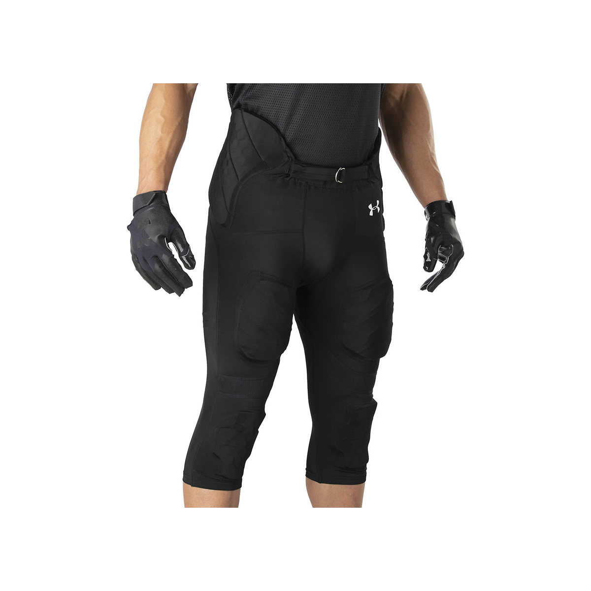 Youth Gameday Integrated Pants, Black, swatch