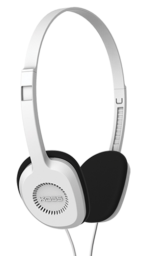 On-Ear Headphones, White, swatch