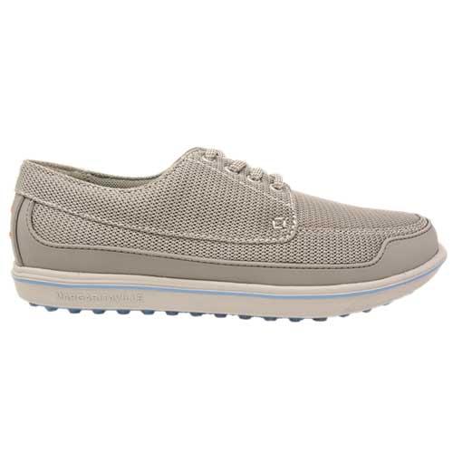 Men's Gimmie Golf Shoe, Tan/Blue, swatch