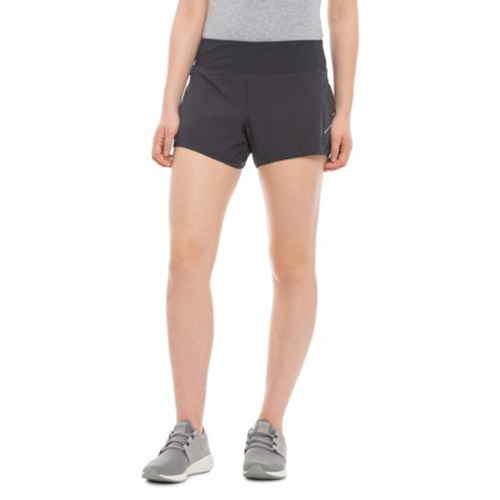 "Women's Missy 5"" Shorts, Black, swatch"