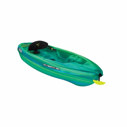 Ultimate 80X Sit-On Kayak, Blue/Green, swatch