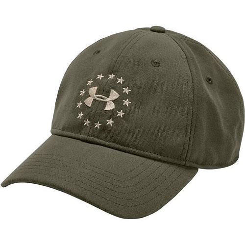 Men's Freedom 2.0 Cap, Green, swatch