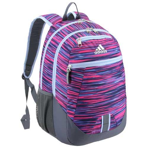 Foundation V Backpack, Pink/Blue, swatch
