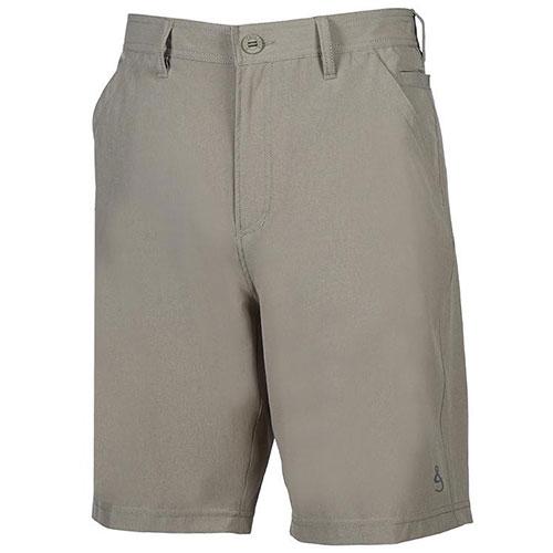 Men's Hi-Tide Hybrid 4-Way Stretch Short, Tan,Beige,Fawn,Khaki, swatch