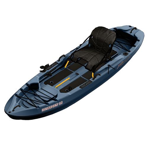 12' Kingsport Angler Kayak, Navy, swatch