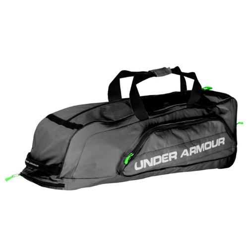 Line Drive Roller Bag, Black, swatch