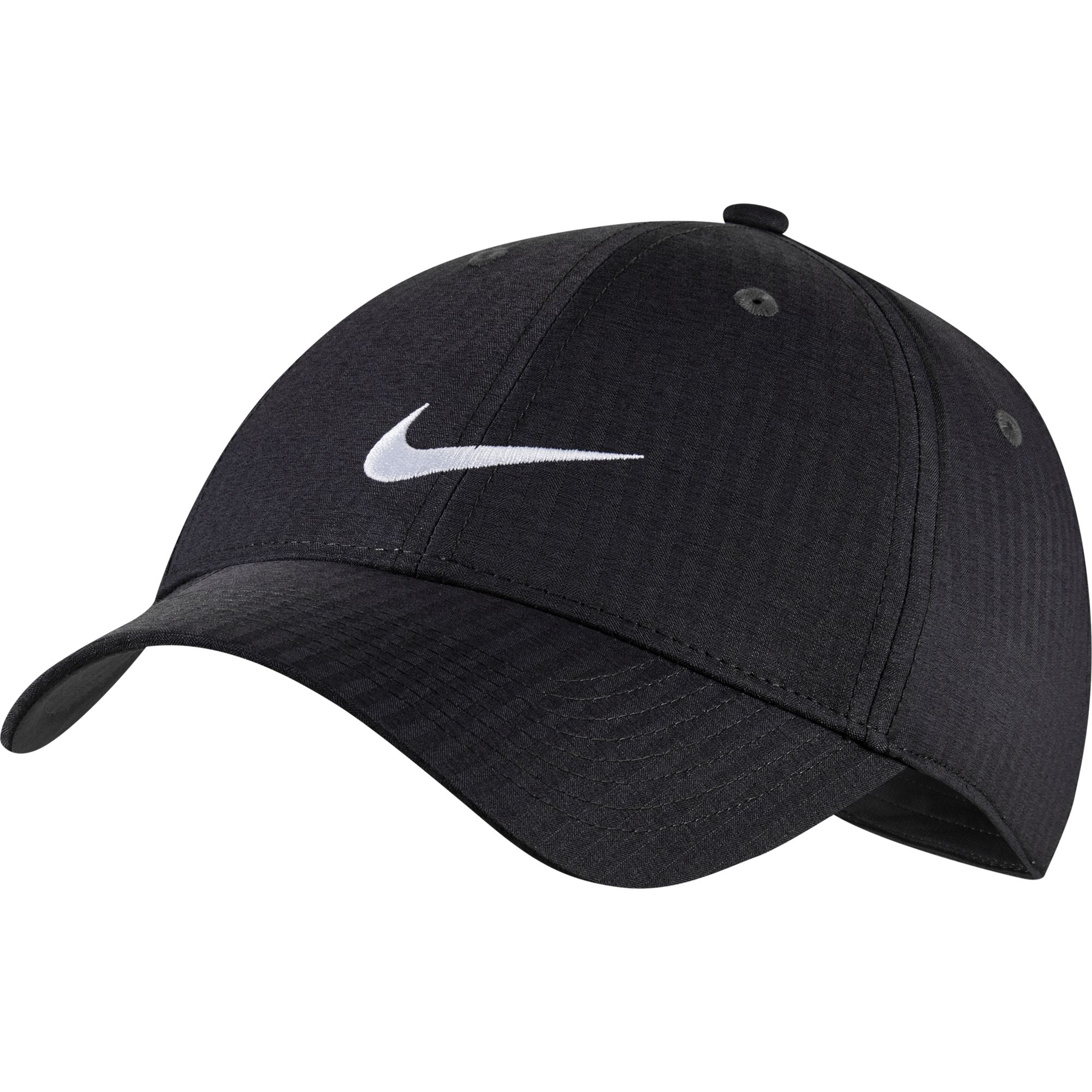Men's Legacy91 Golf Hat, Black, large
