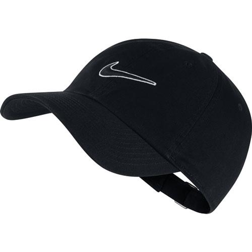 Men's U Essential Swish Cap, Black, swatch