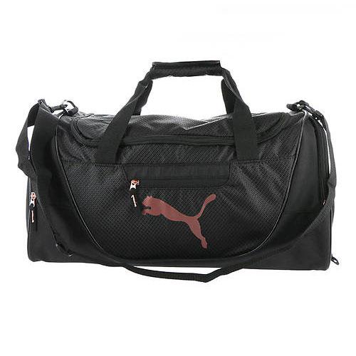 Women's Evercat Candidate Duffel Bag, Black/Gold, swatch
