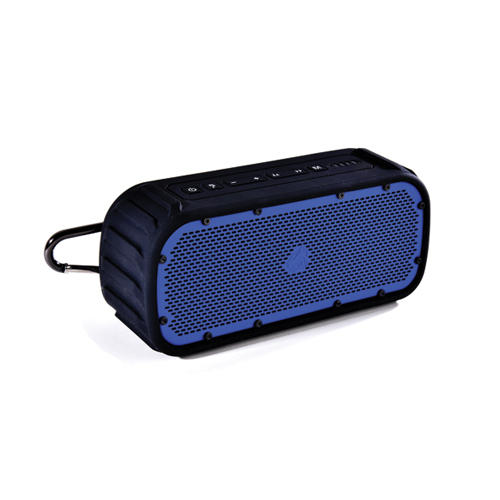 Corbett 1s Rugged Bluetooth Speaker, Blue, swatch