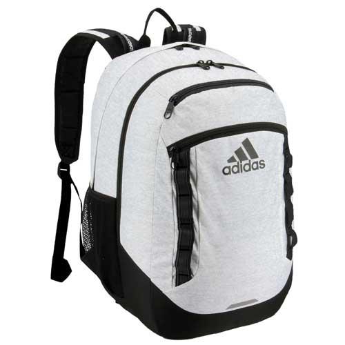 Excel V Backpack, White/Black, swatch