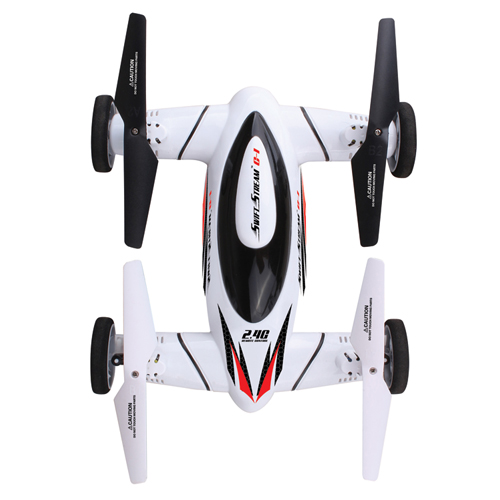 C-1 2-IN-1 Flying Car, , large