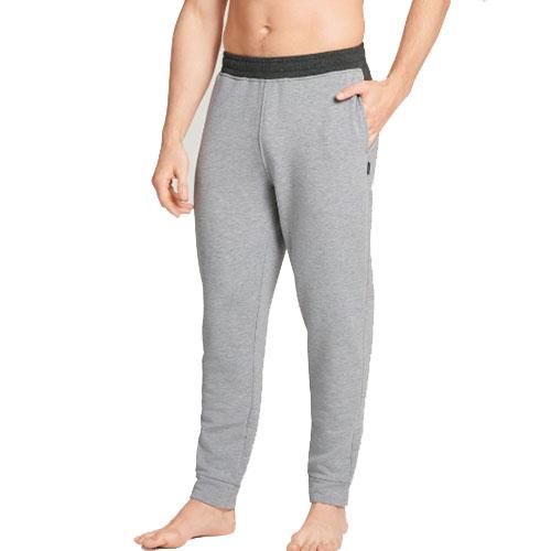 Men's Cozy Fleece Sweatpant, Heather Gray, swatch