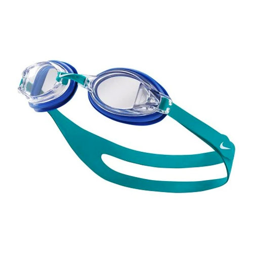 Chrome Training Goggle, Blue, swatch