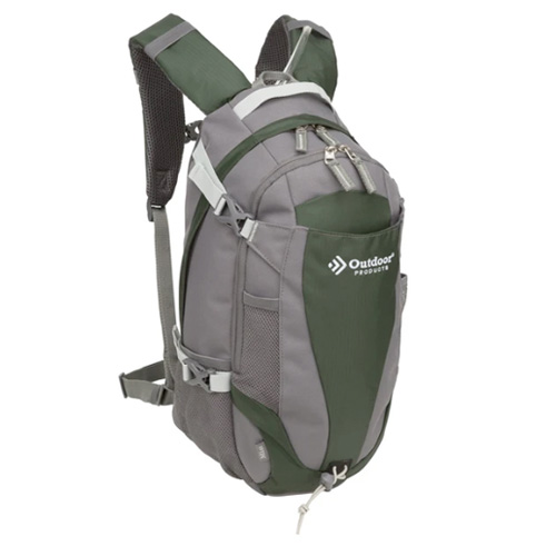 Mist Hydration Backpack, Green, swatch