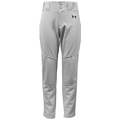 Youth Utility Relaxed Baseball Pant, Gray, swatch