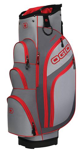 Press Cart Bag, Red, swatch