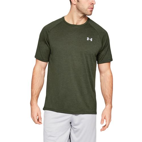 Men's Tech 2.0 Short Sleeve T-Shirt, Dkgreen,Moss,Olive,Forest, swatch