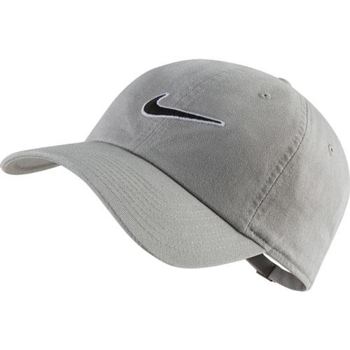Men's U Essential Swish Cap, Gray, swatch