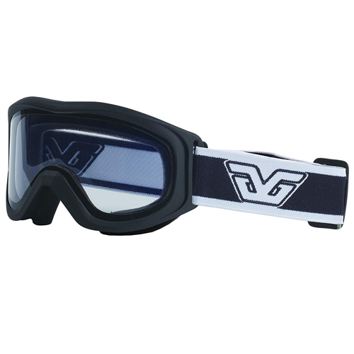 Crest Goggles, Black, swatch