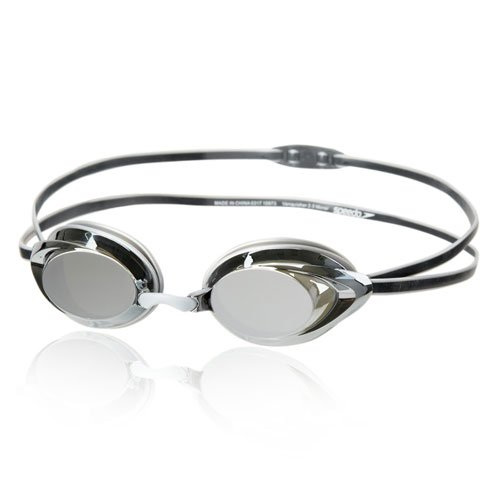Vanquisher 2.0 Mirror Goggle, Silver,Chrome,Nickel, swatch