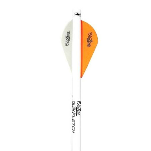 Blazer Crossbow QuikFletch, Neon Orange, swatch