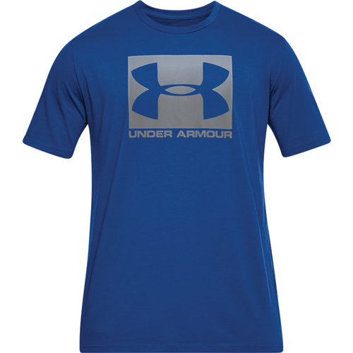 Men's Boxed Sportstyle Tee, Blue, swatch