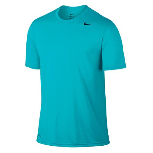 Men's Short Sleeve Legend 2.0 Tee, Med Blue,Slate,Baby,Cadet, swatch