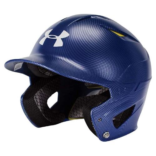 Classic Carbon Batting Helmet, Royal Bl,Sapphire,Marine, swatch
