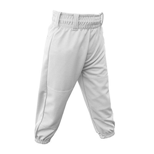 Youth Game Knicker Baseball Pant, White, swatch