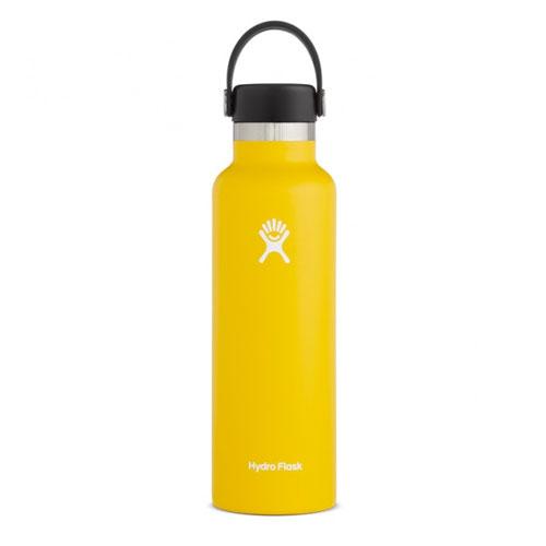 21 Oz. Standard Mouth Water Bottle, Sunflower, swatch