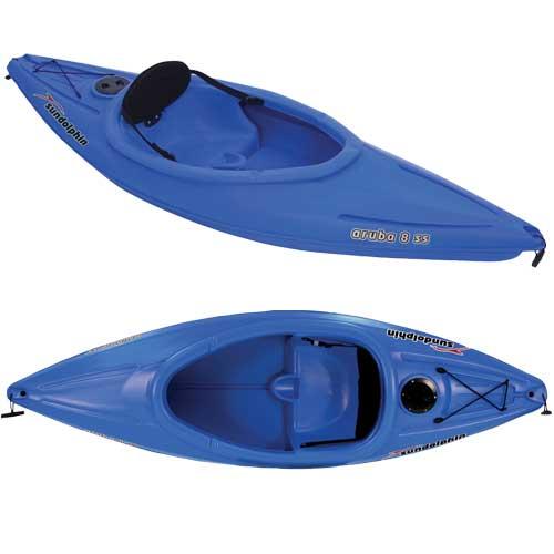 Sedona 8 Kayak, Blue, swatch