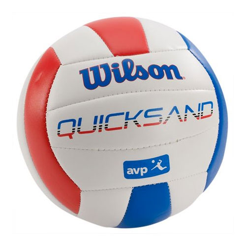 AVP Quicksand Volleyball, Assorted Color Pack, swatch