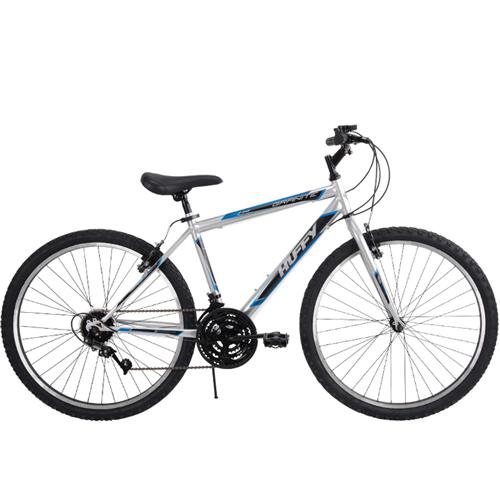 "Men's 26"" Granite Bike, Silver,Chrome,Nickel, swatch"
