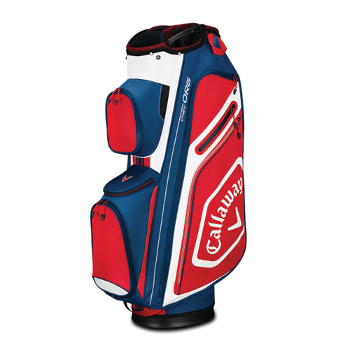 Chev Org Cart Bag, Red, White And Blue, swatch