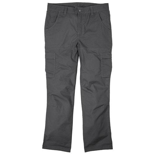 Men's Torque Ripstop Cargo Pants, Gray, swatch