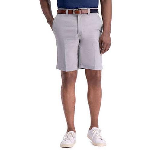Men's 5 Pocket Shorts, Gray, swatch