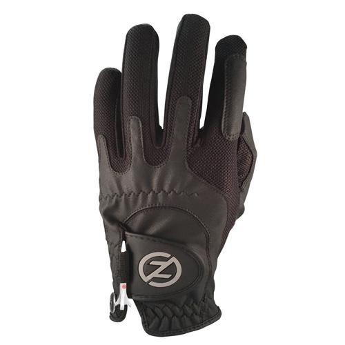 Men's MAXX Left Hand Golf Glove, Black, swatch
