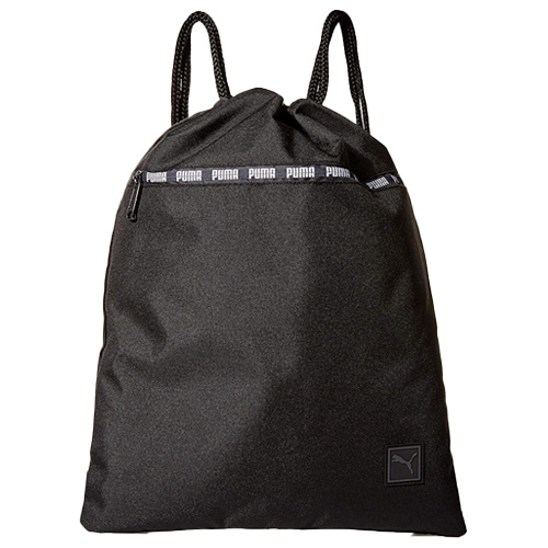Life Lineage Sackpack, Black/Gray, swatch