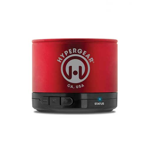 Hypercel Miniboom Wireless Speaker, Red, swatch
