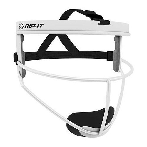 Defense Face Guard, White, swatch