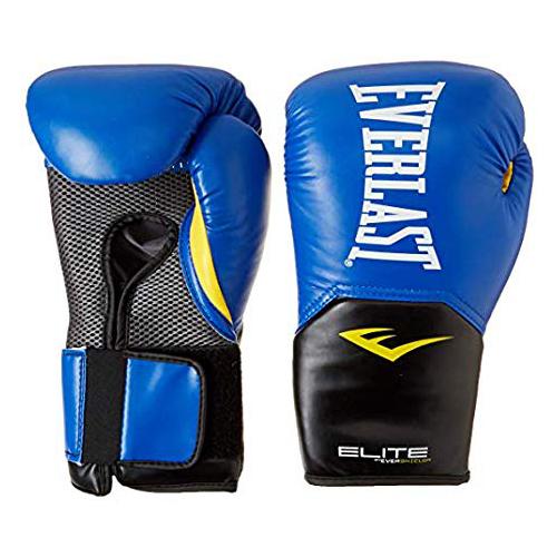 16 oz. Pro Boxing Gloves, Royal Bl,Sapphire,Marine, swatch