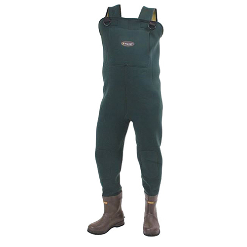 Men's Amphib Bootfoot Neoprene Chest Wader, , large